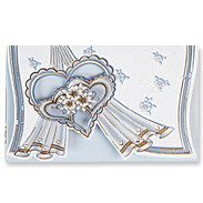 Свадебная пригласительная открытка 114710