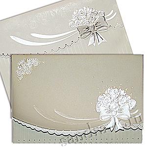 Свадебная пригласительная открытка TBZ 115213