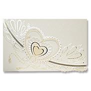 Свадебная пригласительная открытка TBZ 116135