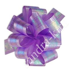 Бант-шар 32П перламутровый фиолетовый