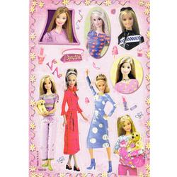 Наклейка Барби 580032