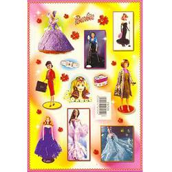 Наклейка Барби 692555
