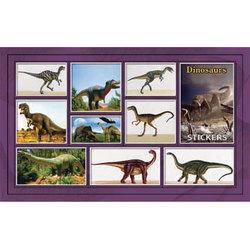 Наклейка динозавры 186-21