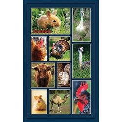 Наклейка домашние животные 186-08