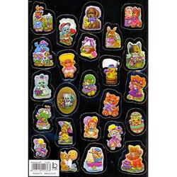 Наклейка игрушки металл. 510038
