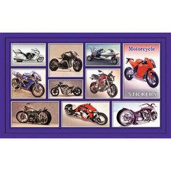 Наклейка мотоциклы 188-16