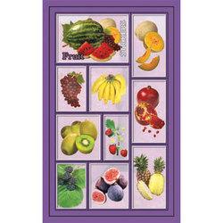 Наклейка фрукты 186-15