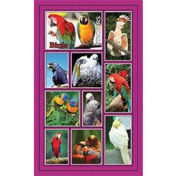 Наклейка птицы 187-17