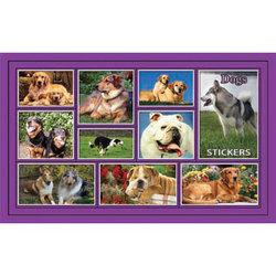 Наклейка собаки 187-13