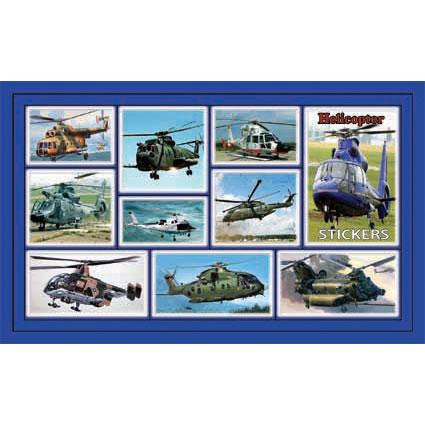 Наклейка вертолеты 188-04